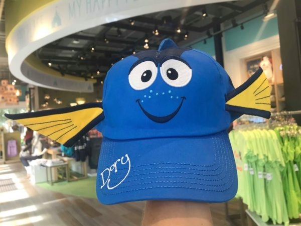 Playful Finding Nemo Hats For Adults and Kids at Disney Style 1