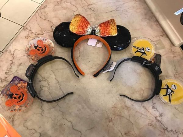 A Closer Look at The Halloween Party Merchandise 3