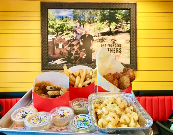 Review: Chicken Guy! at Disney Springs 1