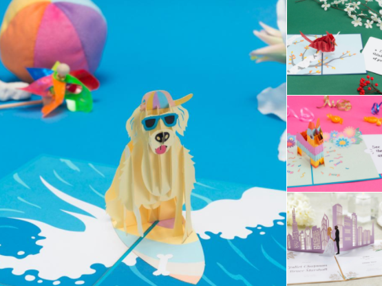 Pop-Up Greeting Card Company Featured on 'Shark Tank' Coming to Disney Springs