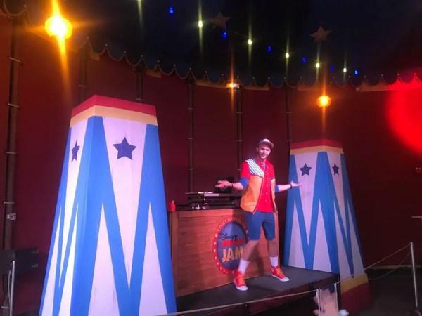 Storybook Circus Disney Junior Jam