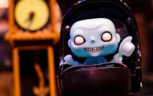 Haunted Mansion Doombuggy Funko