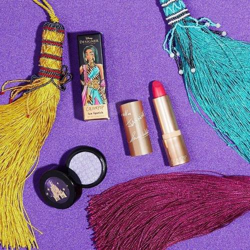 Disney x Colourpop Collaboration Inspired By The Princesses 5