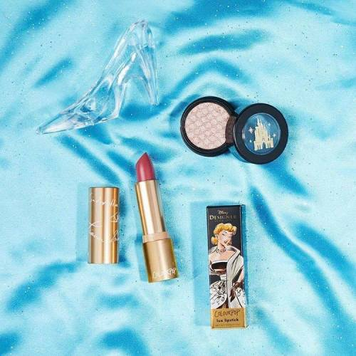 Disney x Colourpop Collaboration Inspired By The Princesses 4