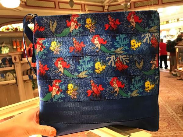 New Little Mermaid Harveys Bags At Walt Disney World 3