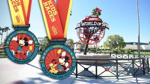 First Look at Medals for 2019 runDisney Walt Disney World Marathon Weekend 4