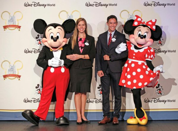 Dreams Really Do Come True for Two Disney Cast Members
