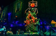 New Video Reveals The Boo-tiful Details of the 2018 Haunted Mansion Holiday Gingerbread House