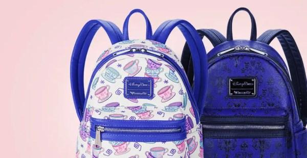 664a4da0292 Loungefly Disney Mini Backpacks Available On shopDisney Now