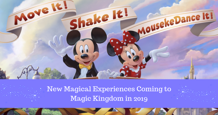 2019 Surprise Celebration Coming to Magic Kingdom