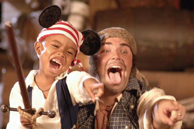 It's Curtains for Jack as Adventureland's Pirate Tutorial Comes to a Close