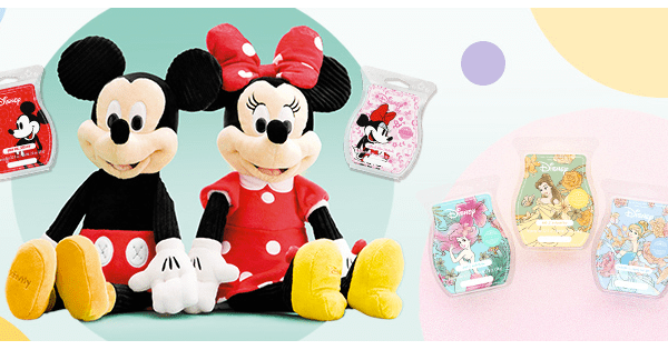 Full Disney Scentsy Fragrance Collection