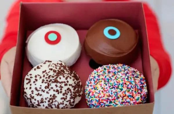 Free Sprinkles Cupcake