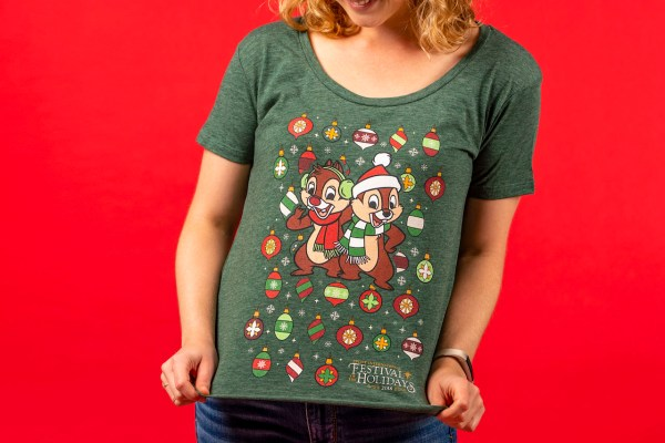 New Merchandise For Epcot Festival of the Holidays Event 1