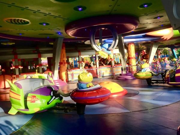 Disney Early Morning Magic at Toy Story Land 21