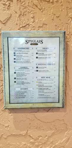 Spyglass Grill Now Open at Disney's Caribbean Beach Resort 1