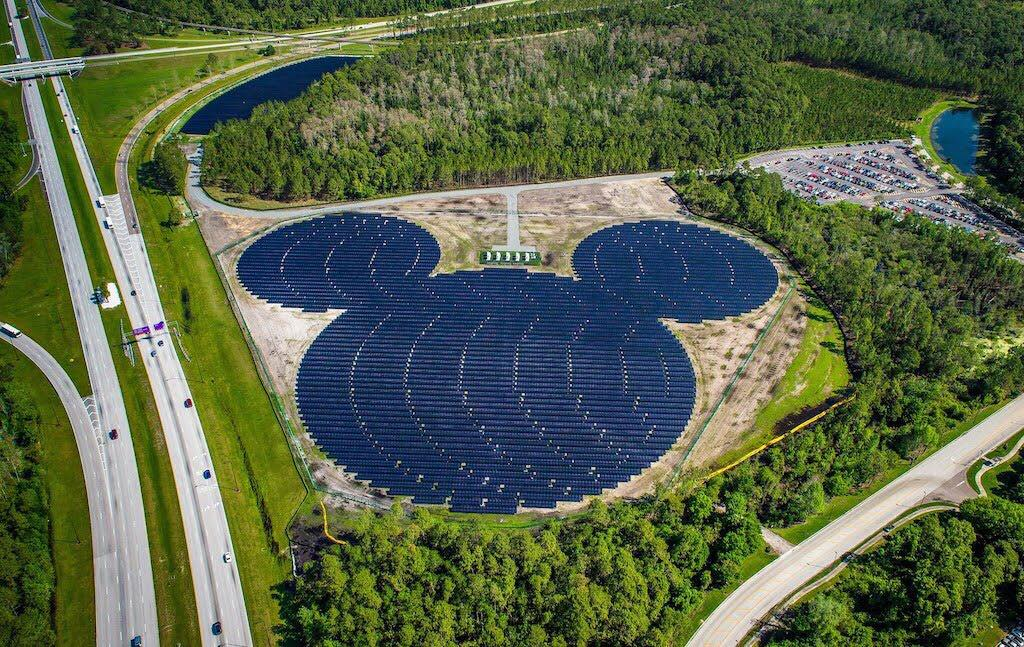 Expanding Solar Energy at the Magic Kingdom opening by year end