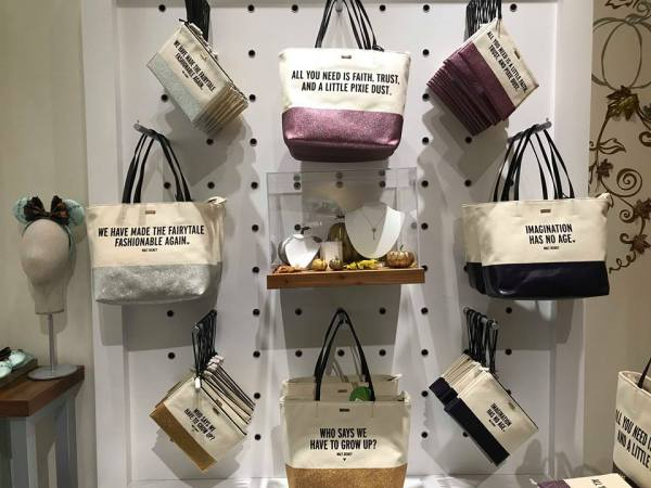 Kate Spade Disney Quote Handbags Are A Touch Of Magic 1
