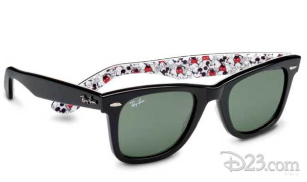 90th Anniversary Mickey Mouse Ray-Ban Sunglasses