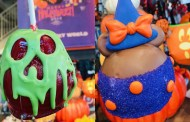 It's time for the Disney specialty Halloween apples at Goofy's Candy Co. at Disney Springs!