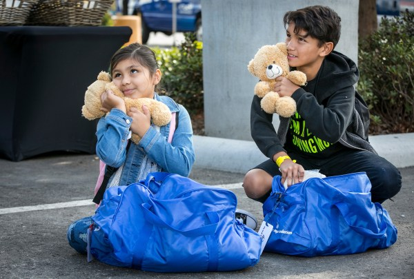 """Universal Studios Hollywood's 14th annual """"Day of Giving"""" Event 1"""