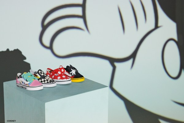 New Mickey Mouse Vans Collection