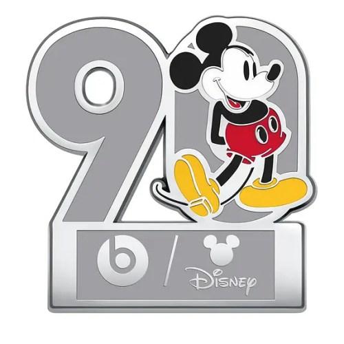 Mickey Anniversary Edition Wireless Headphones By Beats 3