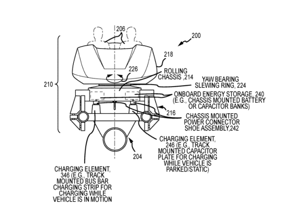 New Disney Patent Filed for New Roller Coaster Technology 2