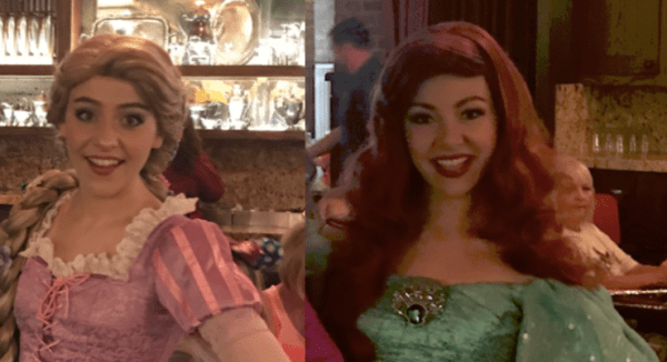 Delicious Bon Voyage Breakfast with Ariel and Rapunzel