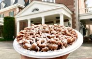 Pumpkin Spice Funnel Cake Debuts at Epcot - Review