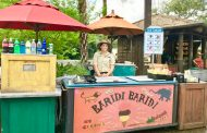 Concession Cart Pops Up in Harambe Village