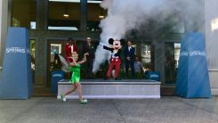 Grand Reveal at World of Disney - DIsney Springs