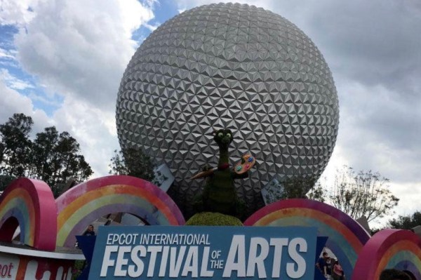 Dates Announced for EPCOT 2019 International Festival of the Arts