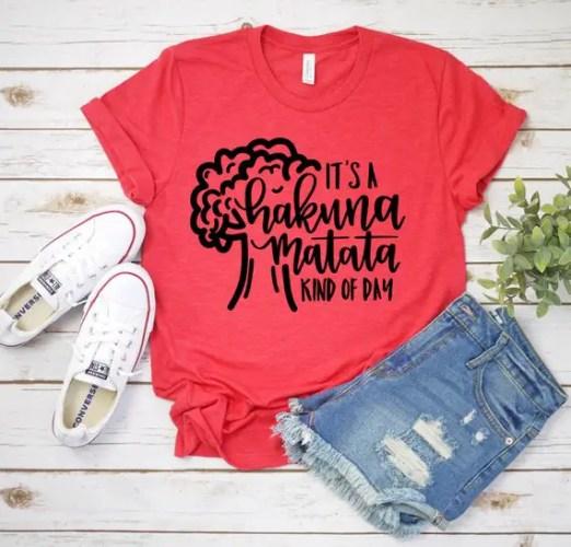 Lion King Inspired T-Shirt