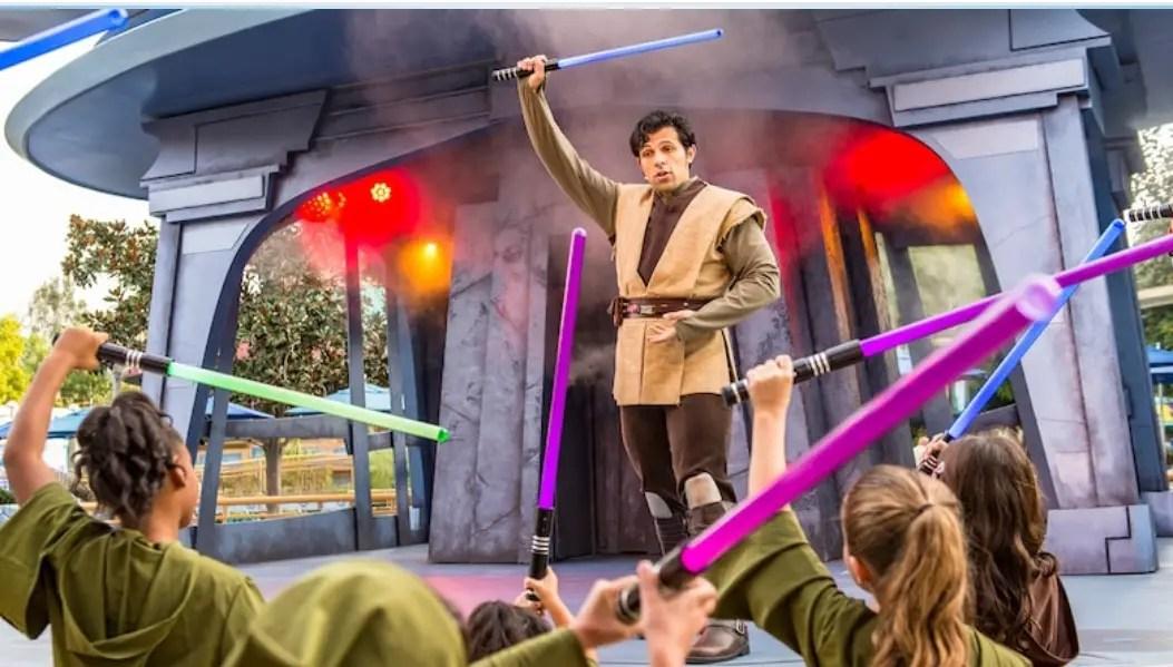 Jedi Training Academy Will Close at Disneyland