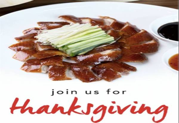 Disney and Orlando Area Thanksgiving Menus and Offers