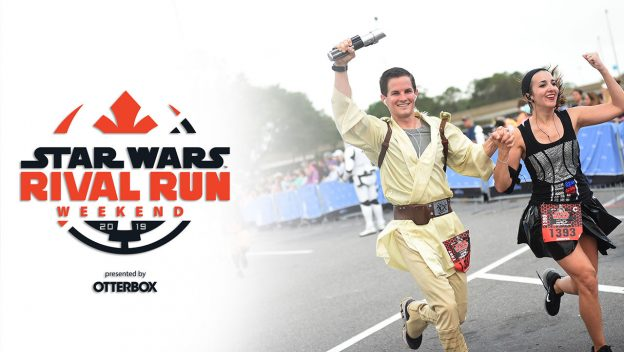 New Themes Announced for the 2019 Star Wars Rival Run Weekend