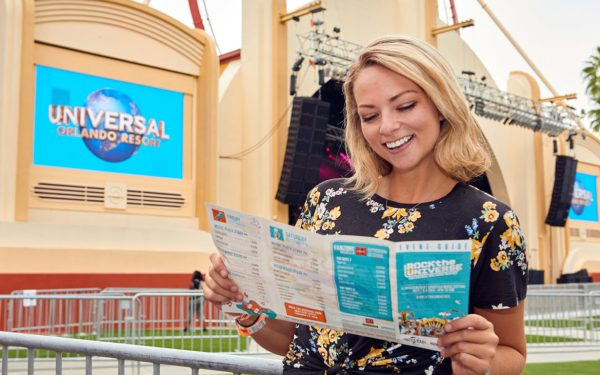 Rock The Universe Tickets Are On Sale Now At Universal Orlando Resort