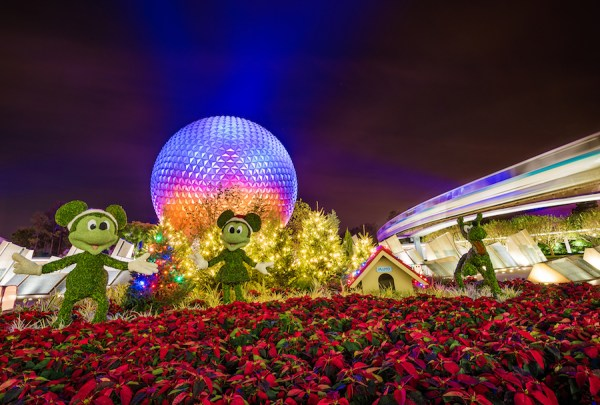 Ultimate Christmastime Package Arrives for the Holidays at Disney World 6