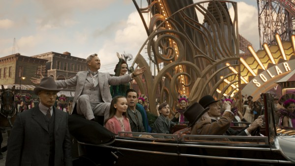 First Look at Disney's Live Dumbo Action Movie 1