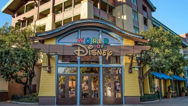 Re-imagined World of Disney Store
