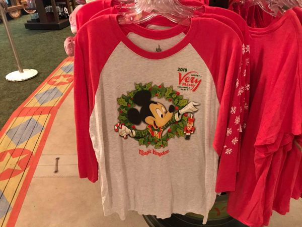 Mickeys Very Merry Christmas Party Merchandise.Holiday Merchandise At Mickey S Very Merry Christmas Party