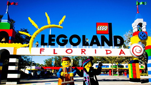 NEWS -Third On-Site Hotel Announced for LEGOLAND