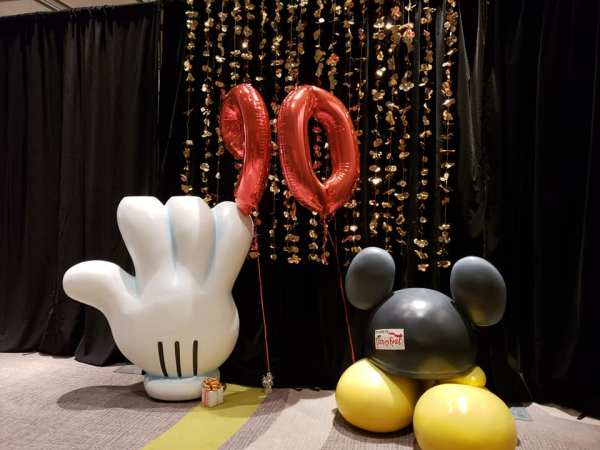 Mickey's of Glendale Destination D Pop-Up Shop Experience 1