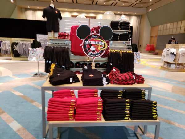 Mickey's of Glendale Destination D Pop-Up Shop Experience 3