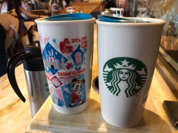 New Disney Starbucks Tumblers