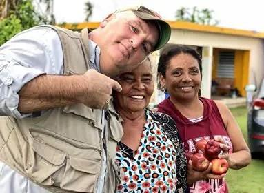 Chef José Andrés of Jaleo - Nominated for 2019 Nobel Peace Prize