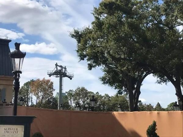Skyliner Construction Update 2