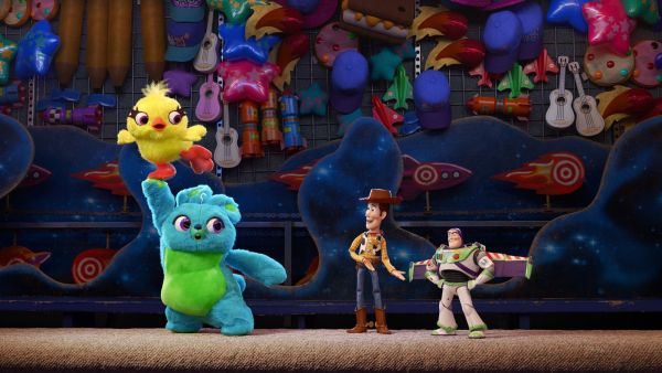 Keanu Reeves Will Be in Toy Story 4 1