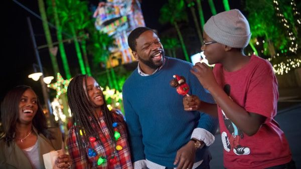 Flurry of Fun Holiday Celebrations Arriving at Hollywood Studios 1